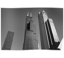 Willis Tower Photograph Poster