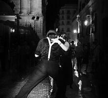 street tango by Neil Messenger