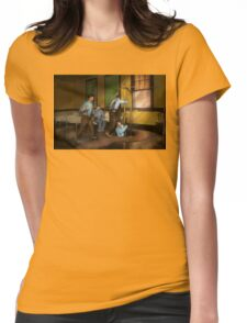Fireman - The firebell rings 1922 Womens Fitted T-Shirt