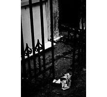 undone Photographic Print