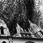 Malagan Church by Neil Messenger