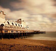 Southsea Pier by Drew Walker