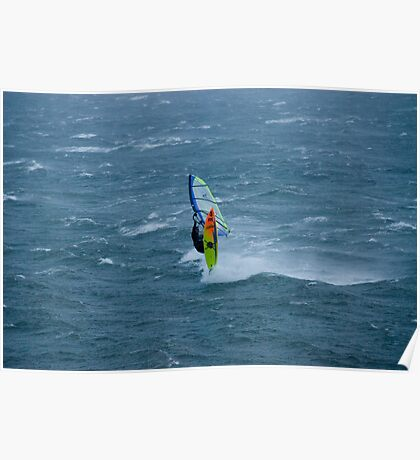 Gale Surfer II Poster