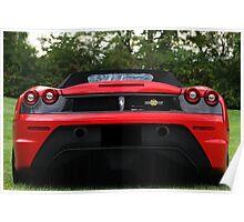 Ferrari F430 Spider Scuderia - 2011 IFF -TN Poster