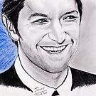 Richard Armitage's smile by jos2507