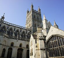 Gloucester Cathedral by Lloyd Richards