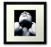 You Made Me Love You Framed Print