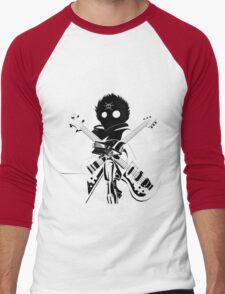 Flcl black Men's Baseball ¾ T-Shirt