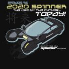 Introducing... The 2020 Spinner by Andy Hunt