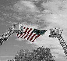 Our Flag so proud!! by cherylc1