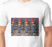 Mute that Synthesizer Sound Unisex T-Shirt