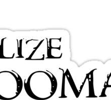 Legalize Skooma [The Elder Scrolls] Sticker