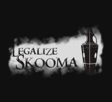 Legalize Skooma [The Elder Scrolls] by Von-Grimm
