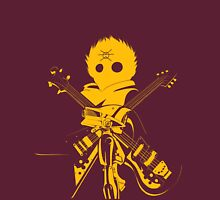 Flcl jaune Unisex T-Shirt