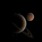 Planets by Stephen  Van Tuyl