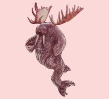 Space Walrus by James Fosdike