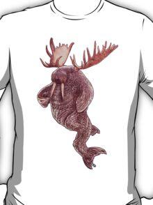 Space Walrus T-Shirt