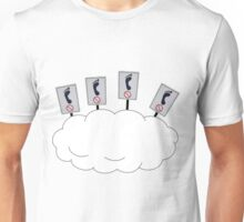 Get Off of My Cloud Unisex T-Shirt