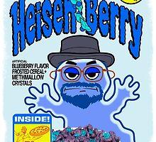 HEISEN-BERRY by beastpop