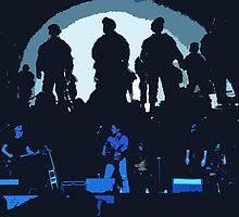 Combat Blues by TitusXavier