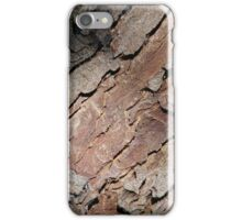 Feel of bark iPhone Case/Skin