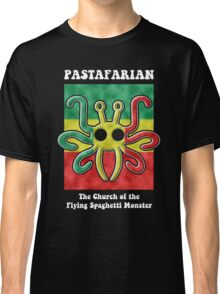 Pastafarian -- The Church of the Flying Spaghetti Monster Classic T-Shirt