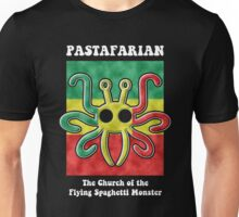 Pastafarian -- The Church of the Flying Spaghetti Monster Unisex T-Shirt