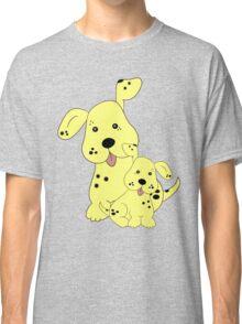 Spotty Dog .. tee shirt Classic T-Shirt