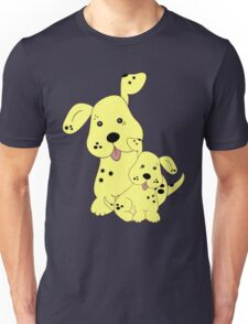 Spotty Dog .. tee shirt Unisex T-Shirt
