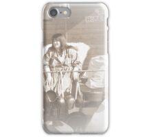 Western scene iPhone Case/Skin