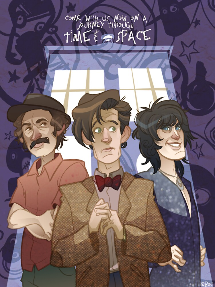 Time and Space by Liz  O'Connor