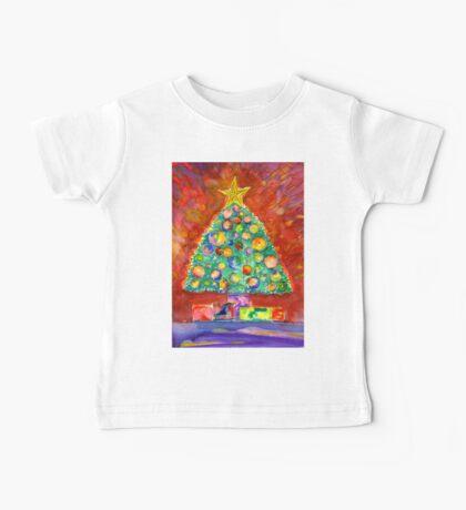 Christmas Tree Baby Tee