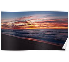 Wamberal Sunrise Poster