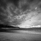 Frozen in Time - Bateau Bay Beach by Jacob Jackson