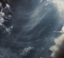 Clouds Over Irwin Prairie State Nature Preserve by MLabuda