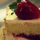 Strawberry Short Cake by Lorena María