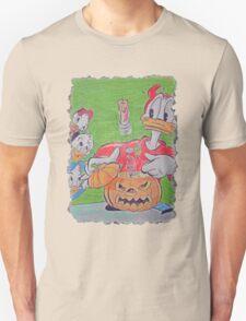 Donald Duck Halloween Trick I Unisex T-Shirt