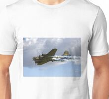 Boeing B-17G Flying Fortress - 'Sally B' Unisex T-Shirt