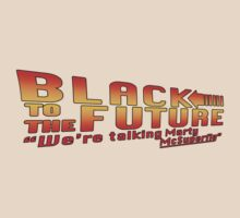 Black to the future T-Shirt