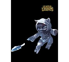 League of Legends - Kennen Arctic Ops  Photographic Print