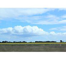 Country Australia - Echuca Landscape Photographic Print