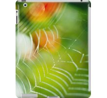 Morning in the garden  iPad Case/Skin