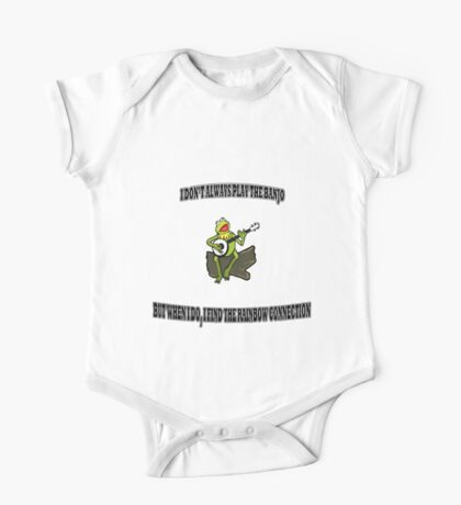 The Most Interesting Frog in the World One Piece - Short Sleeve
