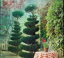 Topiary Trees by Lynn Starner