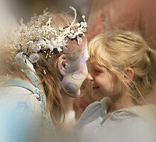 Fairy Kiss by Marija