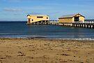 Queenscliff Pier by Darren Stones