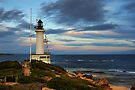 Point Lonsdale Lighthouse by Darren Stones