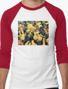 Gourds Men's Baseball ¾ T-Shirt