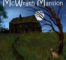 Cover image 'Escape from McWrath Mansion' by Dawnsky2