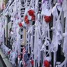 Ribbons of St.Paul's 2 - 911 Tribute by Bernadette Claffey